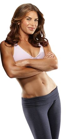 Do-able yet challenging Cardio and strength training. She's my hero!