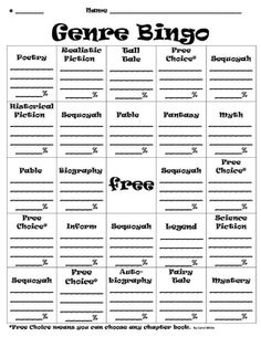 This is a fun, motivating activity that can be used in conjunction with Accelerated Reader or with any other program in your classroom.  Literary g...