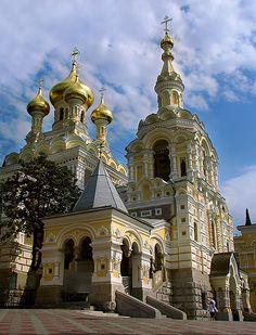 Ukraine, the land of the Cossacks. http://www.210countries.com/countries/europe/ukraine/