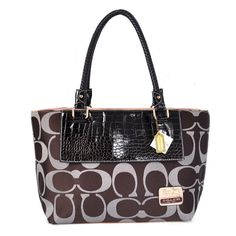 How Gorgeous The #Coach #Bags Pursues Top Quality!