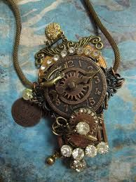 steampunk jewelry ideas - Google Search
