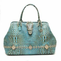 Raviani I Pretty Color. Cowgirl Chic, Cowgirl Style, Stylish Handbags, Purses And Handbags, Shoe Boots, Shoe Bag, Shoe Closet, Shoes, Glam And Glitter