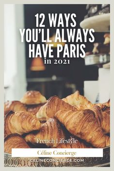 From café culture, to French cuisine, to its nightlife, Paris will always be Paris. I highlight 12 Ways you'll always have Paris in 2021 and beyond! Inspire your travel bug with these 12 French lifestyle and culture habits. Thanks for sharing & repinning. • Visit celineconcierge.com for more French lifestyle insights! #FrenchLifestyle #FrenchCulture #Parisian #ParisianStyle #HowtobeFrench #Paris #Travel #FrenchCuisine #visitParis Paris Tips, Paris Travel Tips, Best Restaurants In Paris, Paris Things To Do, Paris In Spring, Paris Food, French Lifestyle, Food Inspiration, Travel Inspiration