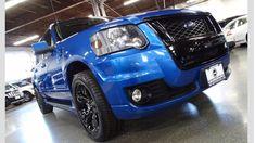Ford Sport Trac, Navara D40, Ford Explorer Sport, Cool Trucks, Sports, Hs Sports, Sport