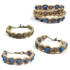 Crochet Pattern: Boho Bracelet Set