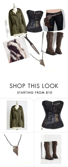 """""""Peter Pan: Lost Girl"""" by johannavee ❤ liked on Polyvore"""
