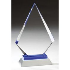 Our Diamond Glass Award with Silver Base features a clear glass engraving area in the shape of a diamond mounted on a silver metal base. is x and is x Both include free personalized engraving. Glass Awards, Glass Plaques, Glass Picture Frames, Glass Engraving, Silver Metal, Diamond Shapes, Clear Glass, Base