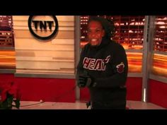 2011. Shaq gets pranked by a fake Chris Bosh. He's about to shoot a jumper when...