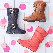 Take a look at the She's All A-Boot Style event on #zulily today!