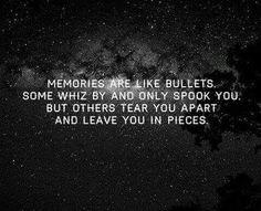 Good or bad, the same memory can do both
