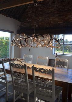 Home - Kroonjuweel Room Lights, Ceiling Lights, Living Room Lighting, Chandelier Lighting, Home Decor, Dining Room, Decoration Home, Room Decor, Outdoor Ceiling Lights