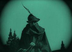 Nosferatu directed by F. W. Murnau, 1922