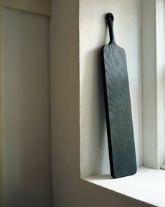 Blackline paddle by Josh Vogel of Blackcreek Mercantile