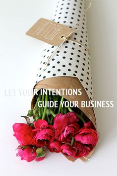 Let your intentions guide your business #activetrend #activeiving #business