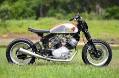 Hageman - Classic Motorcycle Engineering