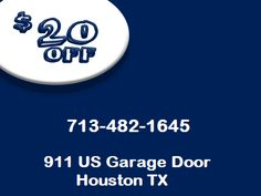 If you need a garage door need repair or installation just turn to our Garage Door, because at our company, we understand all your garage door security and concerns. You can avail our services 24 hours a day: 7 days a week to the whole country and surrounding areas to make sure everything will be fix in no time! Call us today at 713-482-1645 and you will never regret that you chose us! Garage Door Security, Never Regret, You Choose, Houston Tx, Regrets, Garage Doors, Country, Rural Area, Country Music