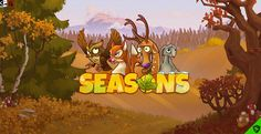 Yggdrasil is known for creating excellent slots with beautiful graphics and the Seasons slot is definitely no exception! Play Slots, Different Seasons, Free To Play, Best Online Casino, Play Online, Casino Games, Fictional Characters, Gaming, Graphics