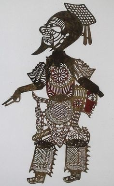 Chinese Shadow Puppetry   Southwestern China