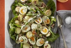 You can make this delish salad with ingredients already in your pantry and fridge! It's a winning side for the family