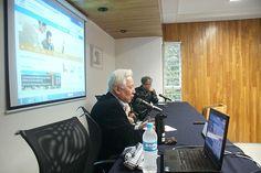 """Conferencia del Dr. Axel Didriksson Takayanagui: """"Organización del conocimiento en la educación superior: tendencias y paradigmas"""". Seminario: Visiones sobre Mediación Tecnológica en Educación, Cuarta Sesión. 11 de agosto de 2014."""