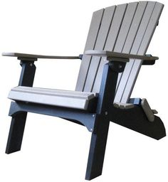 Save up to off on the Legacy Folding Adirondack Chair from Amish Outlet Store in any wood and stain. Each piece is custom made by highly-skilled Amish crafters. Rustic Chair, Rustic Furniture, Outdoor Furniture, Adirondack Chairs, Outdoor Chairs, Indoor Outdoor, Eames Chairs, Ikea Chairs, Arm Chairs