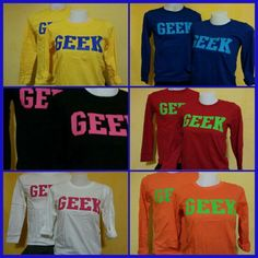 GEEK LONG SLEEVE