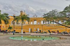 2016-03 San Antonio de Padua  Izamal Mexico. . . . . . #toptravelspot #mexico #izamal #yucatan #sanantoniodepadua #convento #tropics #tropical #lifeinthetropics #locationindependent #travel #traveling #instantraveling #instatraveling #streetphotography #travelphotography #sonyalpha