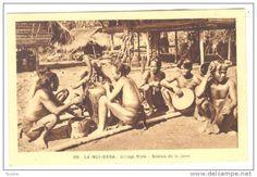 La Nui-Bara, Village Mois, Scenes De La Jarre, Africa, 1900-1910s Item number: 141699411  - Delcampe.com
