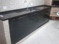 Resultado de imagem para balcao de cozinha com blindex
