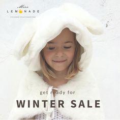 #sale #wintersale #misslemonade #misslemonadekidstore