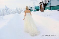 Winter Weddings in Lapland - perfect for a magical and unique experience. Kids will love this fabulous destination too.