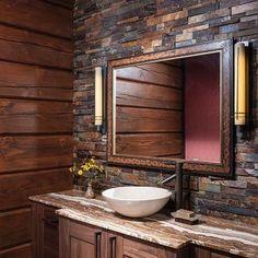What do you think of this rustic back splash wall tiling job? #RenovateToRent