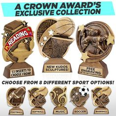 #CrownAwards Exclusi