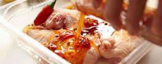 Braziliaanse kip gemarineerd in Belgisch bier op de BBQ Bbq, Mashed Potatoes, Cooking Recipes, Ethnic Recipes, Food, Barbecue, Whipped Potatoes, Barrel Smoker, Smash Potatoes