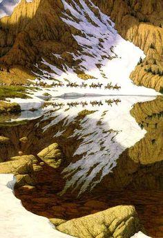 """Bev Doolittle presents """"Season Of The Eagle"""""""