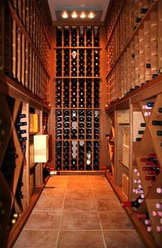 1000 images about wine cooler rack ideas on pinterest for Wine cellar lighting ideas