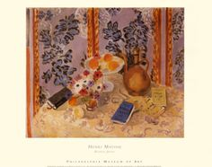 Still Life, Histoire Juives (Museum Approved Color) Prints by Henri Matisse at AllPosters.com