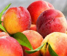 Peaches. Yummy