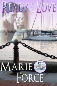 Ready for Love (The McCarthys of Gansett Island #3) by Marie Force *Luke and Sydney*