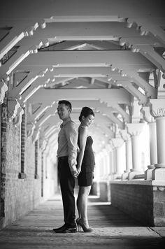 University of Toronto Engagement Session   Elegance #blackandwhite #engagement #photography ~ http://www.focusproduction.ca/university-of-toronto-wedding-engagement-shoot-toronto-wedding-photography-patricia-jason/