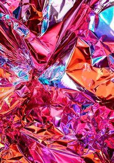 Iridiscencia rosa