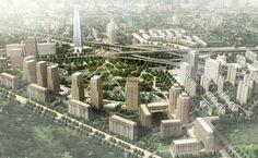 """Projekt """"Erlebnis- und Eventpark Changchun""""...competitionline"""