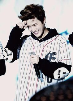 Twitter / allmylovees: suho's smile can warm anybody's heart!  Happy Birthday, Suho