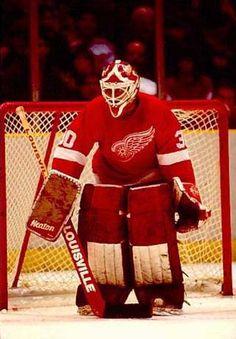 Detroit Red Wings - Greg Stefan