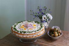 Silltårta till påskbordet - Claras påsk, Claras recept, Festmat & Buffé, Påskmat - UnderbaraClara