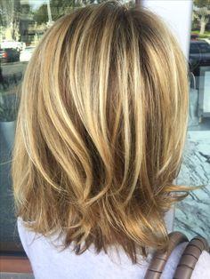 Medium Layered Hairstyles 22 Popular Medium Hairstyles For Women 2017  Shoulder Length Hair