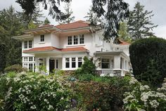 fabulous victorian homes in victoria bc by samuel maclure and rattenbury - Google Search