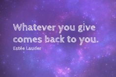 Top Ten Inspirational Quotes From Estee Lauder