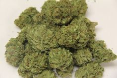 You will find Blue Dream listed as a Sativa strain on most dispensary menus throughout California because of the strong, energetic head-high it is known for. However, digging deeper you will find that the actual Blue Dream genetics can be linked to Blueberry and Super Silver Haze, making it a 50/50 hybrid strain of cannabis. This explains why patients experience a nice full-body high from the Blueberry (Indica), but also a powerful cerebral experience from its Haze (Sativa) genetic…