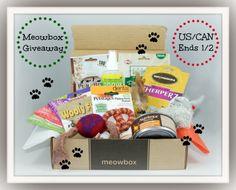 Mega Meowbox Giveaway